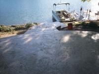 Pool Dock