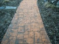 Ashlar Sidewalk